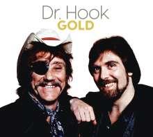 Dr. Hook & The Medicine Show: Gold, 3 CDs