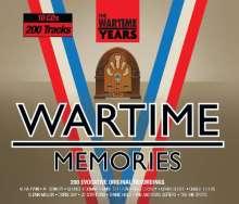 Wartime Memories-Slipca, 10 CDs