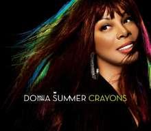 Donna Summer: Crayons (Digibook Hardcover), 3 CDs