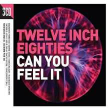 Can You Feel It, 3 CDs