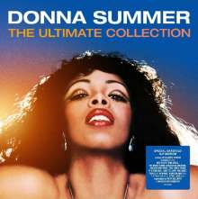 Donna Summer: The Ultimate Collection (180g), 2 LPs