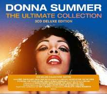 Donna Summer: The Ultimate Collection (Deluxe Edition), 3 CDs