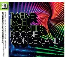 Boogie Wonderland: Twelve Inch Seventies, 3 CDs