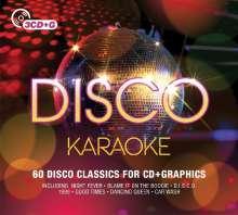 Disco Karaoke, 3 CDs