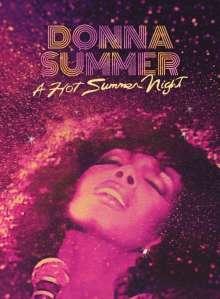 Donna Summer: A Hot Summer Night: Live 1983, 1 CD und 1 DVD