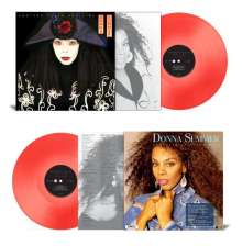 Donna Summer: Another Place And Time (180g) (Translucent Red Vinyl), LP