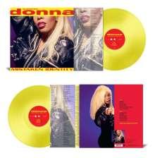 Donna Summer: Mistaken Identity (180g) (Translucent Yellow Vinyl), LP