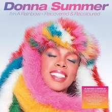Donna Summer: I'm A Rainbow (Limited Edition) (Blue Vinyl), LP