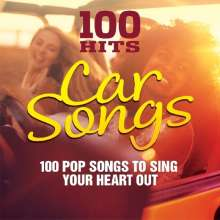 100 Hits: Car Songs, 5 CDs
