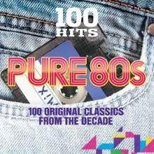 100 Hits: Pure 80s, 5 CDs