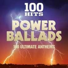 100 Hits: Power Ballads, 5 CDs