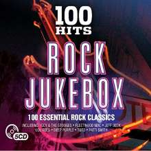 100 Hits: Rock Jukebox, 5 CDs