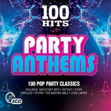 100 Hits-Party Anthems, 5 CDs