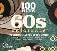 100 Hits: 60s Originals, 5 CDs