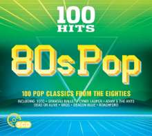 100 Hits: 80s Pop, 5 CDs