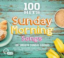 100 Hits: Sunday Morning Songs, 5 CDs