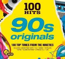 100 Hits: 90s Originals, 5 CDs