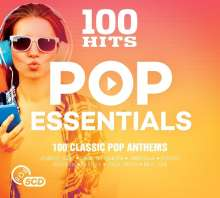 100 Hits Pop Essentials, 5 CDs