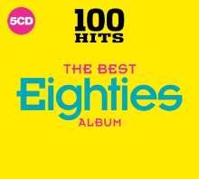 100 Hits: The Best Eighties Album, 5 CDs