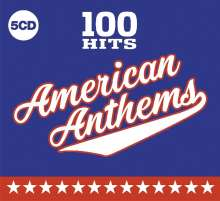 100 Hits: American Anthems, 5 CDs