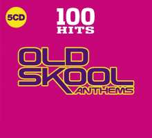 100 Hits: Old Skool Anthems, 5 CDs