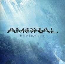 Amoral: Beneath, CD