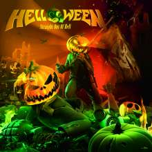 Helloween: Straight Out Of Hell, CD