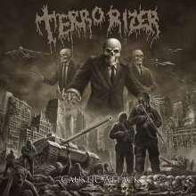 Terrorizer: Caustic Attack, LP