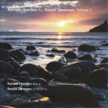 Ronald Stevenson (1928-2015): Klavierwerke Vol.1, CD