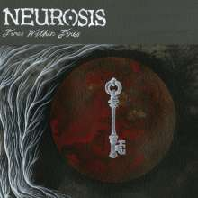 Neurosis: Fires Within Fires (Red Marbled Vinyl), LP