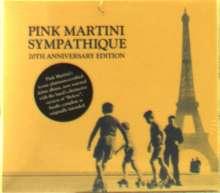 Pink Martini: Sympathique (20th-Anniversary-Edition), CD