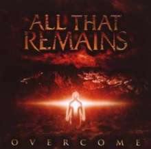 All That Remains: Overcome, CD