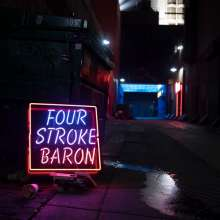 Four Stroke Baron: Planet Silver Screen, LP