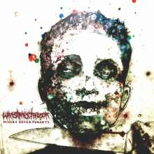 Wristmeetrazor: Misery Never Forgets, CD