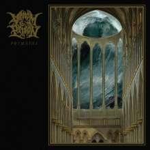 Venom Prison: Primeval (Limited Edition) (Turquoise & Light Pink Splatter Vinyl), LP