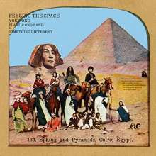 Yoko Ono (geb. 1933): Feeling The Space (Limited-Edition) (White Vinyl), LP