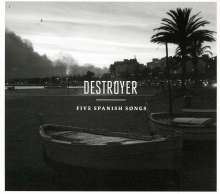 Destroyer: Five Spanish Songs EP, CD