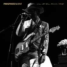Phosphorescent: Live At The Music Hall 2013, 3 LPs