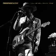 Phosphorescent: Live At The Music Hall 2013, 2 CDs