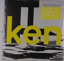 """Destroyer: Ken (Limited-Edition) (Yellow Vinyl), 1 LP und 1 Single 7"""""""