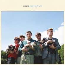 Shame: Songs Of Praise, CD
