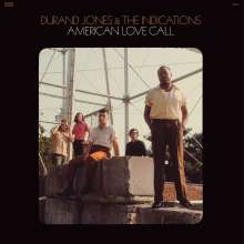 Durand Jones & The Indications: American Love Call, LP