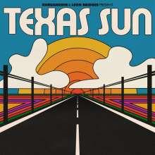 "Khruangbin & Leon Bridges: Texas Sun EP (Limited Edition) (Translucent Orange Vinyl), Single 12"""