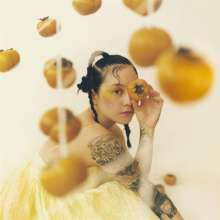 Japanese Breakfast: Jubilee (Limited Edition) (Clear With Yellow Swirl Vinyl), LP