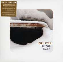 Bon Iver: Blood Bank, LP