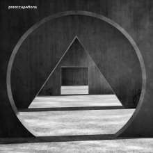 Preoccupations: New Material (Limited-Edition) (Grey Streak Vinyl), LP