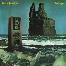 Black Mountain: Destroyer (Limited-Edition) (White Vinyl), LP