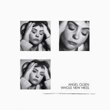 Angel Olsen: Whole New Mess (Limited Clear Smoke Translucent Vinyl, LP