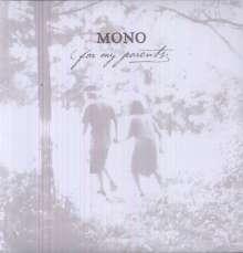 Mono (Japan): For My Parents, 2 LPs