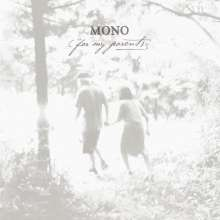 Mono (Japan): For My Parents, CD